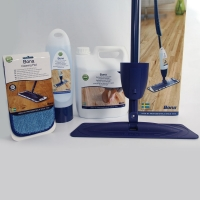 werketto Sparset - Bona Spray Mop + 4l...