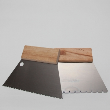bona zahnspachtel f r parkettkleber 4 10 parkett weber. Black Bedroom Furniture Sets. Home Design Ideas