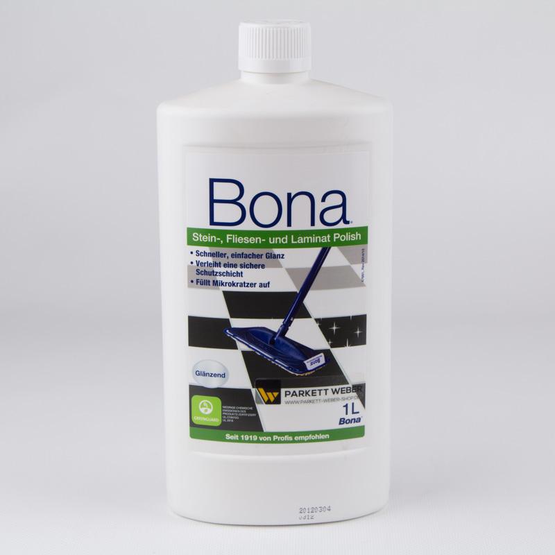 Bona Stein , Fliesen  Und Laminat Polish