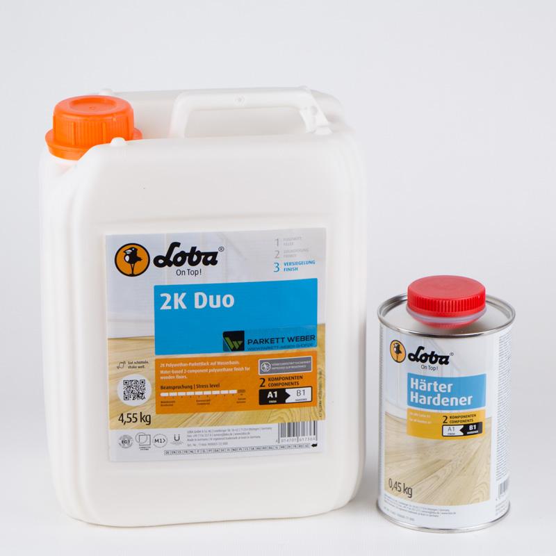 Top 2K-Parkettlack online bestellen WD79