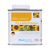 Berger-Seidle Brilliance FillAndFinish Parkett-Polish 500 ml