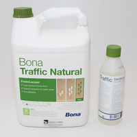 Bona Traffic Natural 2K ultramatt 4,95 Liter