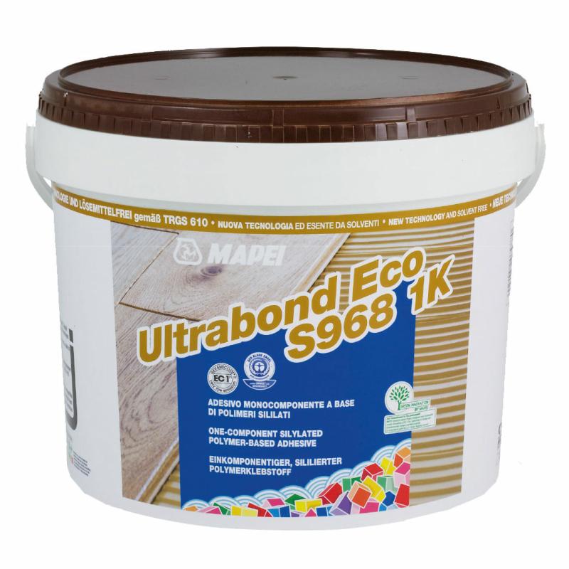 Mapei Ultrabond Eco S968 Parkettklebstoff schubfest 15 kg