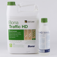 Bona Traffic HD 2K-Parkettlack halbmatt 4,95l